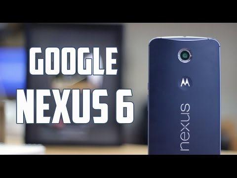 Google Nexus 6, Review en Espa�ol