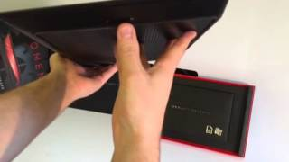 HP OMEN GAMING NOTEBOOK 15 - UNBOXING AND REVIEW PART 1