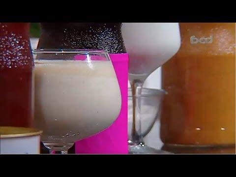 مشروبات رمضان الصحيه | حلقه كاملة الشيف #محمد_فوزي#فوود