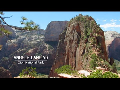 Angels Landing Zion National Park Preview