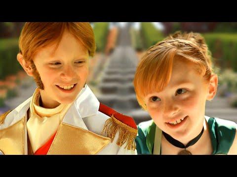 Canciones Infantiles - Песня Золушки и Принца