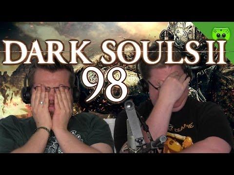 DARK SOULS 2 # 98 - Facepalm over 9000 «»  Let's Play Dark Souls 2 | Deutsch HD