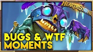 Bugs & WTF Moments ep.10 | Hearthstone
