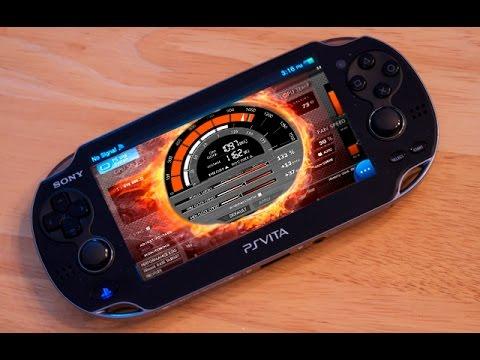 PS Vita GPU Overclocked!