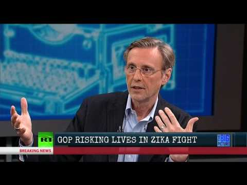 Rumble - Why Are Pro-Life GOP Denying Funding for Zika?