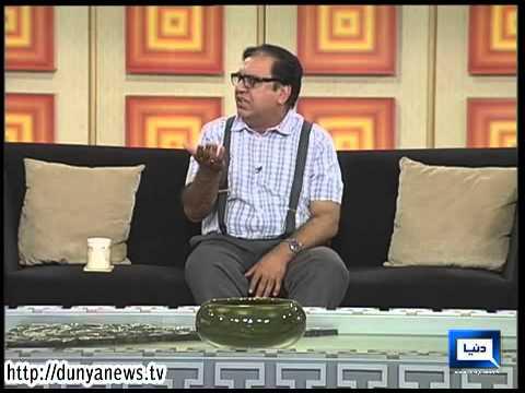 Dunya News - Hasb E Haal - 17-08-14 video