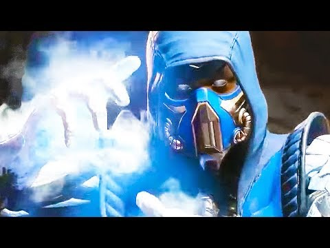 INJUSTICE 2 Sub Zero Gameplay + Klassic Skin Gear Ermac Color PS4/Xbox One