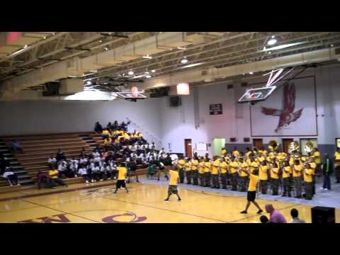 "Morrow High School(GA) ""Horse Remix"" V Westover High School(NC) @ Warren County"