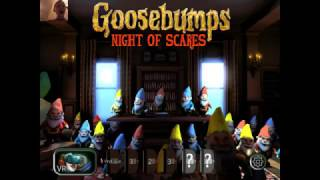 INVISIBLE BOY AND FIFI THE Dog! goosebumps night of scares 3