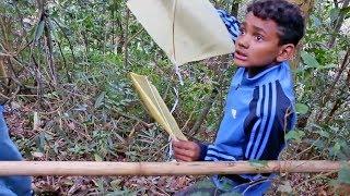 Emboleira com Xepa na Floresta - Menor do Relo Xepeiro