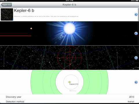Exoplanet App Iphone Exoplanet App For