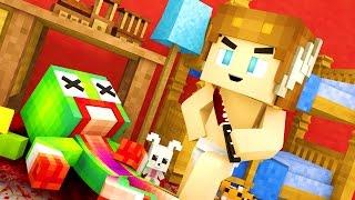 Minecraft Daycare - MURDER MYSTERY ?! w/ UnspeakableGaming! (Minecraft Kids Roleplay)
