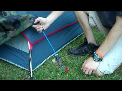 Awesome Car Camping Tent Setup
