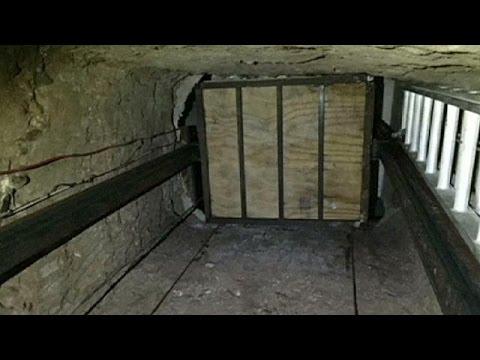 Dünyanın en uzun uyuşturucu tüneli