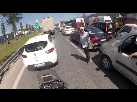 Ep 7 - Turkey part 1 motorcycle adventure
