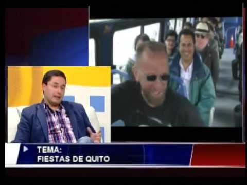 Entrevista: Patricio Ubidia - Concejal de Quito