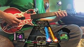 Guitar Hero Aerosmith: Draw The Line(Expert 100%)