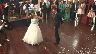 Monika i Miłosz przezabawny pierwszy taniec MIX HITów