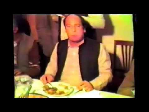 Nawaz Sharif likes delicious food with yogurt