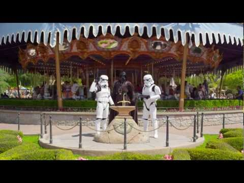 Sword In The Stone: Darth Vader Goes To Disneyland Extended Scene