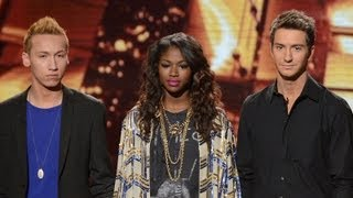 "PAUL JOLLEY ELIMINATED ""AMERICAN IDOL"" JESSICA SANCHEZ PERFORMS ""TONIGHT"" 12x21- IDOL CAP"