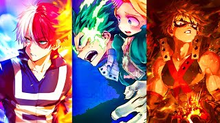 Top 10 STRONGEST Class 1-A Students - My Hero Academia