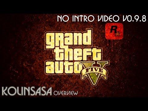 GTAV No intro video v0.9.8