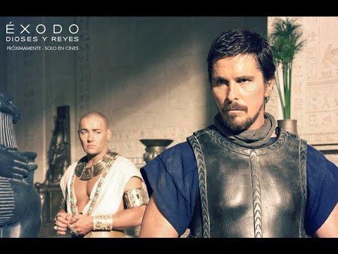 EXODUS: DIOSES Y REYES | Christian Bale y Joel Edgerton | 5 de Diciembre en cines