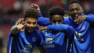 HIGHLIGHTS | Crewe Alexeandra v Peterborough United