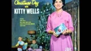 Watch Kitty Wells Santas On His Way video
