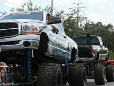 BADDEST MUD TRUCKS OF THE SOUTH!!! 2.5 TON, 5 TON, SICK TRUCKS!!! Video