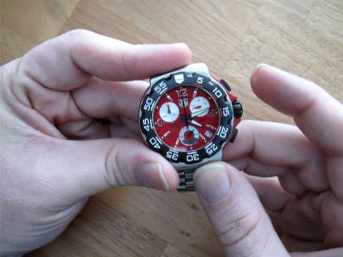 How to Use a Chronograph Watch Part 2: With 3 Chrono Hands