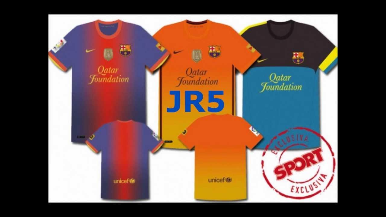 Barcelona fc Jersey 2012 fc Barcelona New Kit 2012 2013
