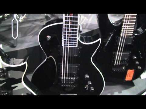 Musikmesse 2012 ESP Signature Guitars