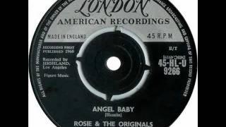 Rosie & The Originals - Angel Baby