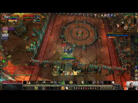 [World of Warcraft] [Арена Морд'Бой] [Черночес] [Blackmange] 1080р60HD