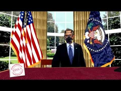 Obama Presents an Ebola Update (Rush Limbaugh satire)