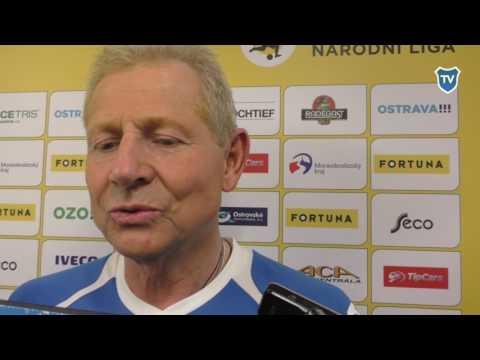 FNL: rozhovor s Vlastimilem Petrželou po utkání se Znojmem (3:0)