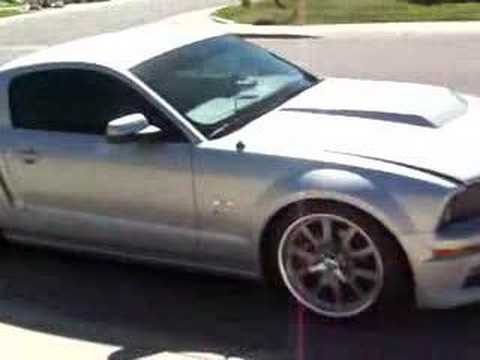 2006 TWIN TURBO MUSTANG GT
