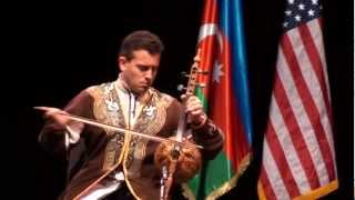 Azerbaijani Mugham Concert in Los Angeles, CA (November, 2012)