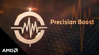 AMD SenseMI Technology – Precision Boost