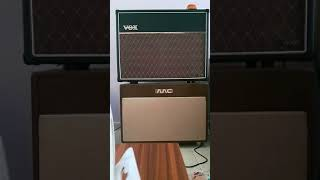 Vox ac30vr stock 2x12 speakers vs AAC Custom Cabinets Celestion g12h 70th anniversary special