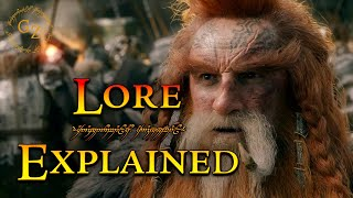 Dain Ironfoot Lore - Exploring Middle-Earth