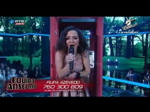 "Filipa Azevedo – ""Hello"" - 1ª Gala The Voice Portugal 