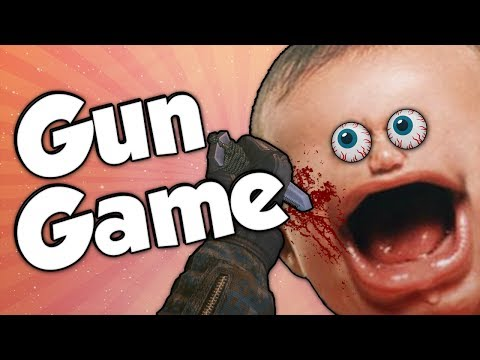 BO2: Gun Game Reactions 