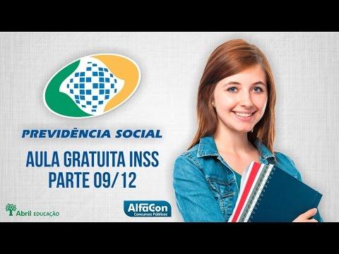 Aula Gratuita para o INSS - Direito Previdenciário (Parte 9/12)