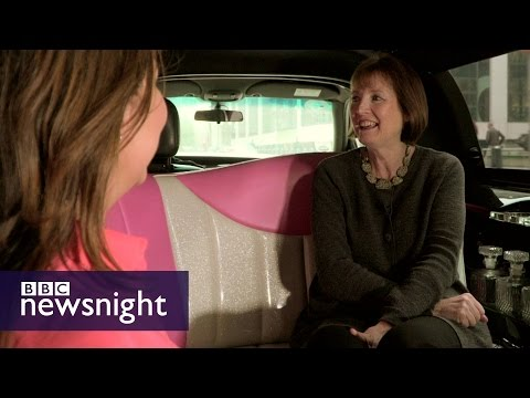 Should there be a ban all-male party leaderships? Harriet Harman thinks so - BBC Newsnight