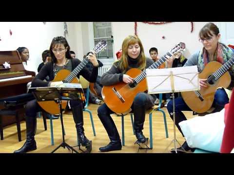 Marlène Catsuris, Dominique Blanche et Christine Bouché