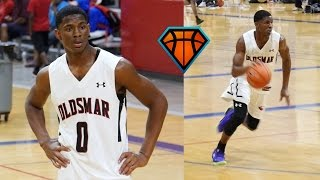 Elijah Weaver Is Ready For The LEAD ROLE At Oldsmar!! | HoopExchange Fall Festival Highlights