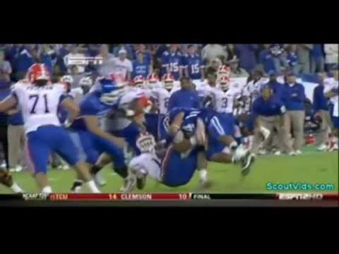Tim Tebow football low lights vs the lions fail